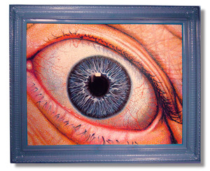 Medium eye w frame 36x48