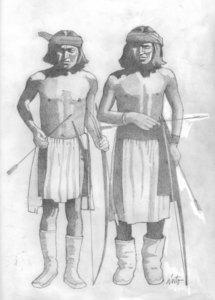 Medium pueblo brothers pencil