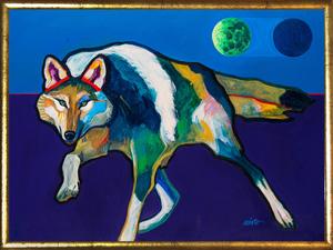 Medium alpha wolf