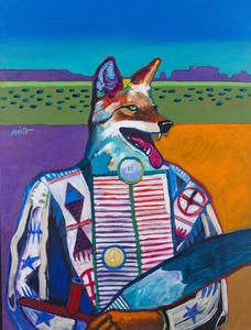 Medium coyote medicine 009